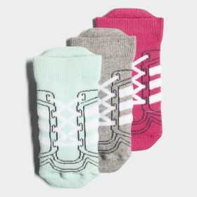 Skarpetki Ankle Socks – 3 pary
