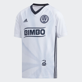 check out 4cc18 04e23 Youth - White + Blue - Philadelphia Union | adidas US