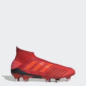 Bota de fútbol Predator 19+ césped natural húmedo