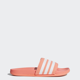 Ciabatte Adilette Cloudfoam Plus Stripes