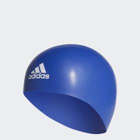 premoulded 3D swim cap