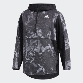 Printed Wind Pullover