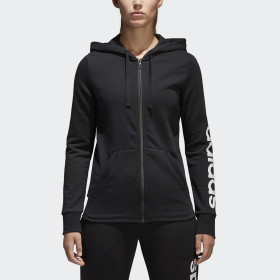 Essentials Linear Full Zip Hoodie