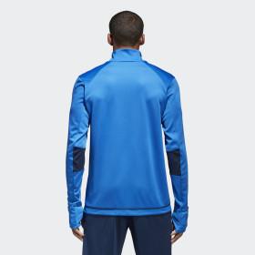 Camiseta manga larga entrenamiento Tiro 17