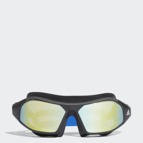 persistar 180 mask mirrored swim goggle