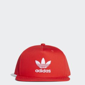 Trefoil Snap-Back Cap