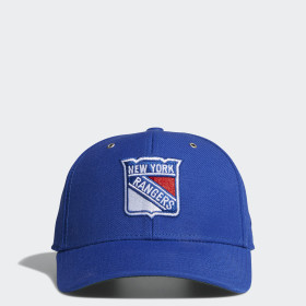 Rangers Adjustable Leather Strap Hat
