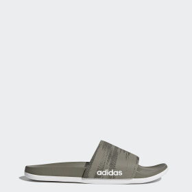 Adilette Cloudfoam Plus Graphic Slides