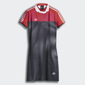 Sukienka adidas Originals by AW Photocopy