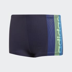 Boxer da nuoto adidas lineage graphic