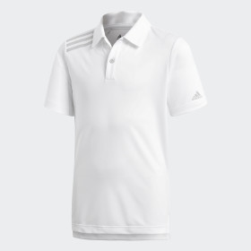 3-Streifen Tournament Poloshirt
