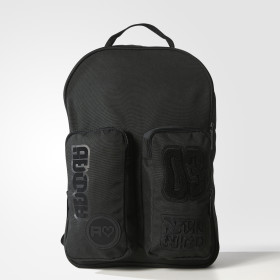 Badges Classic Backpack