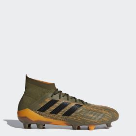 Bota de fútbol Predator 18.1 césped natural seco
