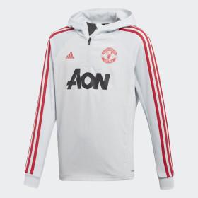 Sudadera con capucha Manchester United
