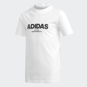 T-shirt All Caps