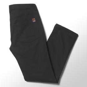 Five-Pocket Stretch Twill Pants