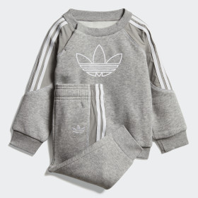 Radkin Crewneck Sweatshirt sæt