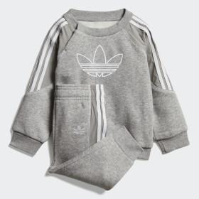 Radkin Crewneck Sweatshirt Sett