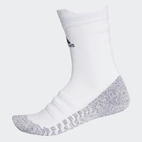 Alphaskin Traxion Lightweight Cushioning Crew CLIMACOOL sokker