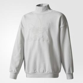 Bluza Trefoil French Terry Crew Sweatshirt