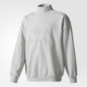 Sweat-shirt Trefoil French Terry Crew