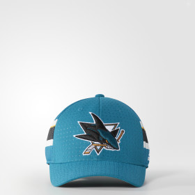 Sharks Structured Flex Draft Cap