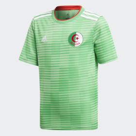 Koszulka wyjazdowa reprezentacji Algierii