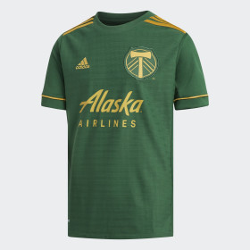 Timbers Home Jersey