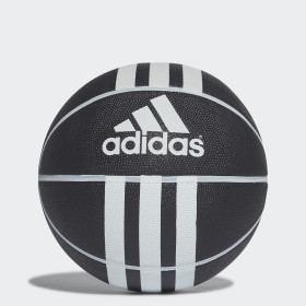 Ballon de basketball 3-Stripes Rubber X