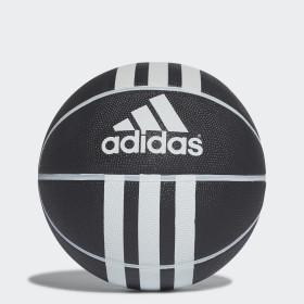 Bola de Basquetebol 3-Stripes Rubber
