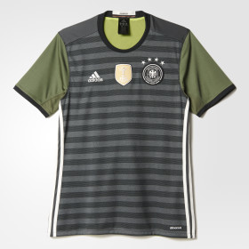 UEFA EURO 2016 Germany Away Jersey