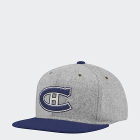 Canadiens Strap-Back Cap