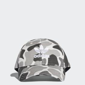 Camouflage baseballkasket