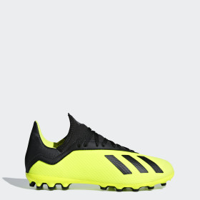 Bota de fútbol X 18.3 césped artificial