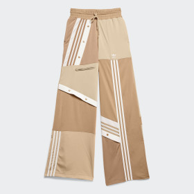 Deconstructed Track Pants