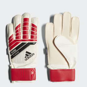 Predator 18 Fingersave Junior Gloves