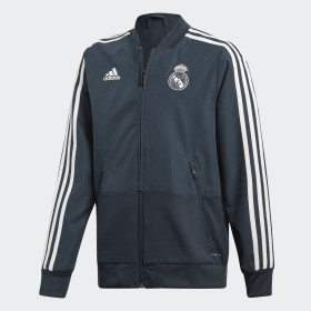 Bunda Real Madrid Presentation