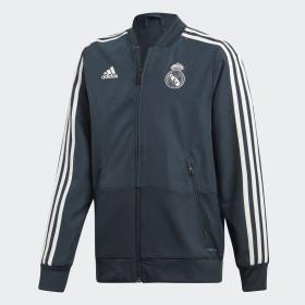 Casaco de Apresentação do Real Madrid
