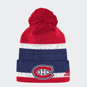 Canadiens Team Cuffed Pom Beanie