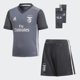 Mini Kit Alternativo do Benfica