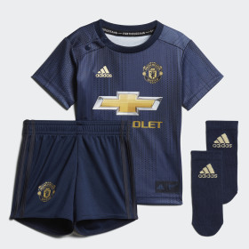 Kit bébés Manchester United Third