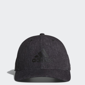 Heathered Snapback Hat