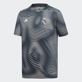 Camisola de Aquecimento do Real Madrid