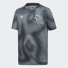Maillot d'échauffement Real Madrid