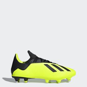 Botas de Futebol X 18.3 – Piso Suave