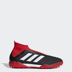Zapatilla de fútbol Predator Tango 18+ moqueta