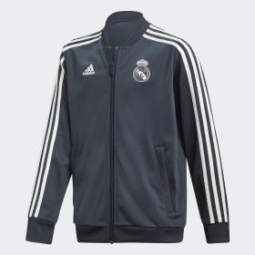 Tepláková Bunda Real Madrid Polyester