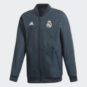Casaco Anthem do Real Madrid
