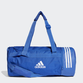 Convertible 3-Stripes Duffel Bag Medium