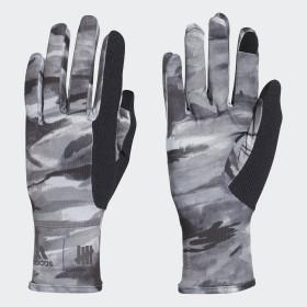 Rękawice do biegania adidas x UNDEFEATED